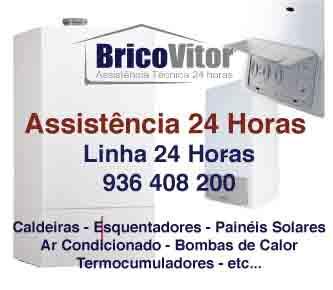 Empresa de Assistência e reparação de Caldeiras 24 horas