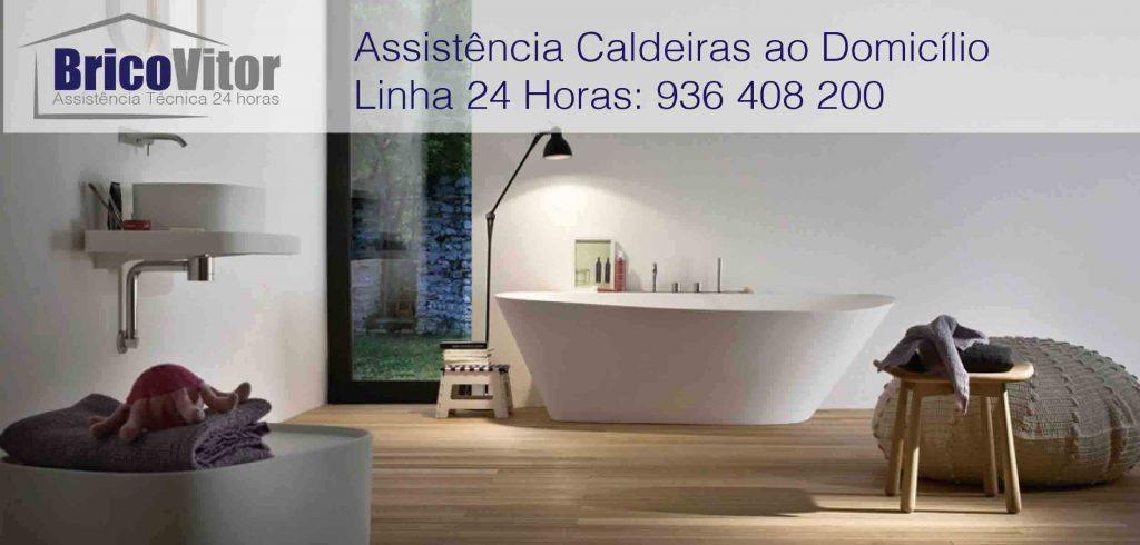 """Assistência Caldeiras Santo Estevão """"Reparação e manutenção"""","""