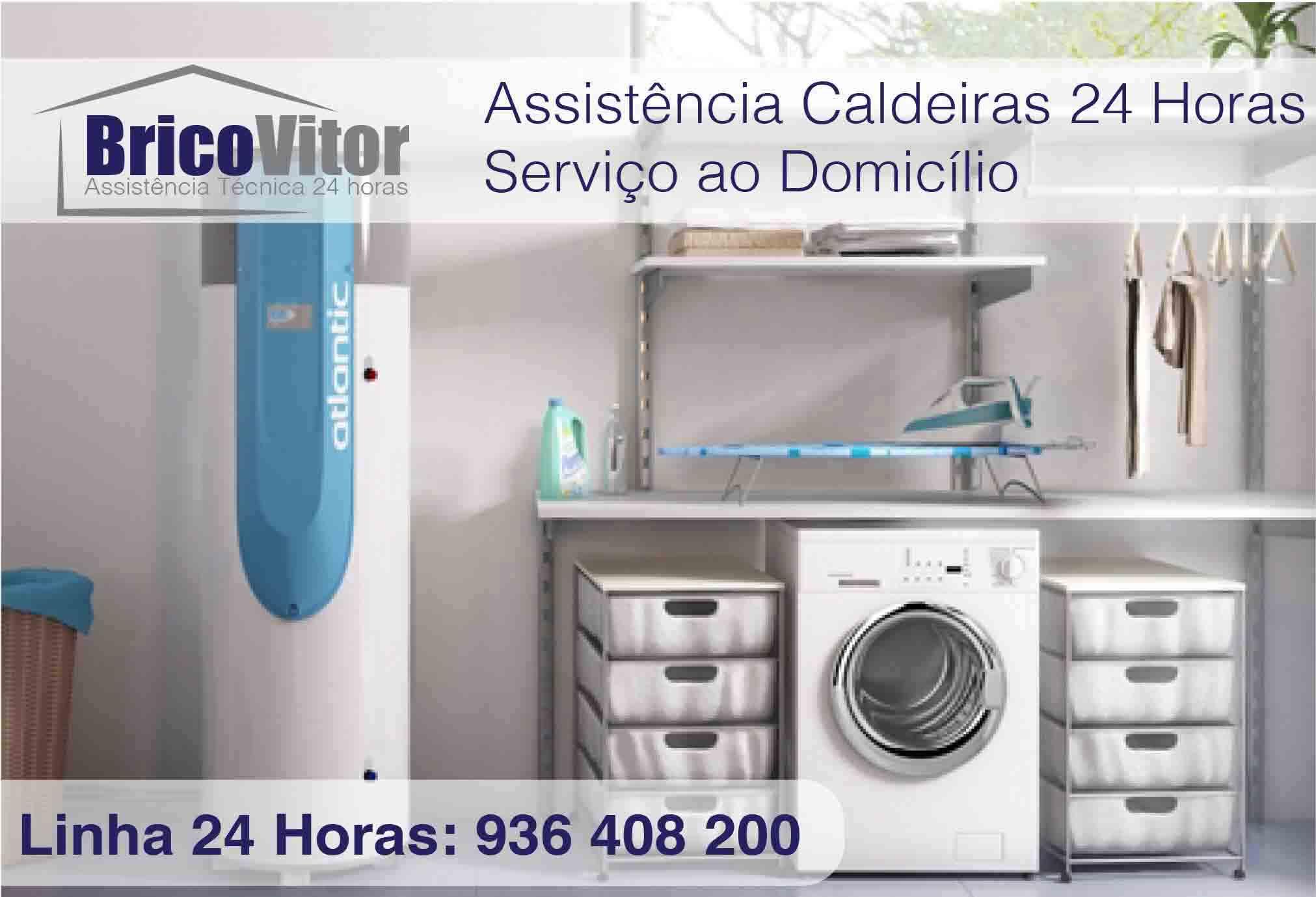 Assistência Caldeiras Vila Real